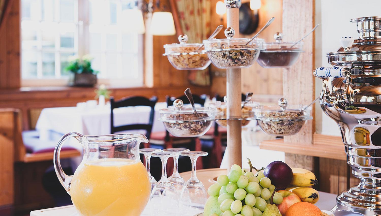 Gästehaus Warsteiner Welt Frühstück